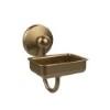 This item: Prestige Monte Carlo Brushed Bronze Soap Dish Holder
