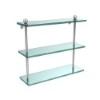 This item: Polished Chrome Prestige Regal 16-Inch Triple Shelf