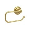 This item: Que New Polished Brass Euro-Style Toilet Paper Holder