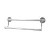 This item: Polished Chrome 30-Inch Double Towel Bar
