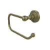 This item: Waverly Place Antique Brass Euro-Style Toilet Tissue Holder