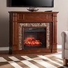 This item: Highgate Whiskey Maple Infrared Fireplace