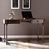 This item: Edison Dark Tobacco Desk