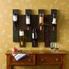 This item: Earth Navarra Wall Mount Wine Rack