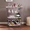 This item: Arcino Wine Storage Table