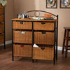 This item: Black Iron Storage Chest