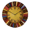 This item: Multicolor Wall Clock
