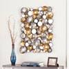 This item: Locarno Metal Wall Sculpture