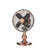 This item: Copper 11-Inch Table Fan