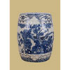 This item: Blue and White Porcelain  Garden Stool