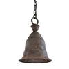 This item: Martine Rust One-Light Dark Sky Outdoor Pendant