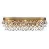 This item: Hopewell Gold Six-Light Bath Vanity