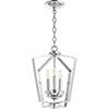 This item: Greenfield Chrome Three-Light Pendant