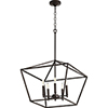 This item: Windsor Oiled Bronze Five-Light Pendant