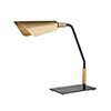 This item: Blake Aged Old Bronze One-Light LED Table Lamp
