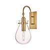This item: Delta Aged Brass LED Wall Sconce