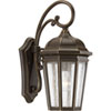 This item: P560015-020: Verdae Antique Bronze One-Light Outdoor Wall Mount