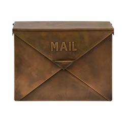 Item Tauba Copper Mail Box
