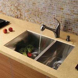 Contemporary Kitchen Sinks | Bellacor