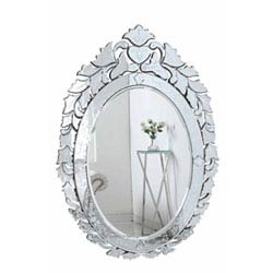 Item Venetian Clear 33-Inch Mirror