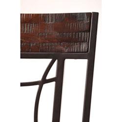 Hillsdale Furniture Granada Dark Chestnut Swivel Counter