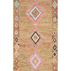 Item Bokja Multicolor Rectangular: 7 Ft. 6 In. x 9 Ft. 6 In.