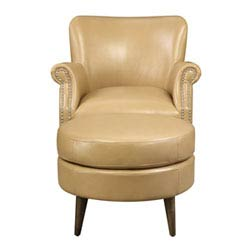 Item Oscar Accent Chair and Ottoman