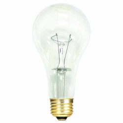 Bulbrite 861421 7 W Dimmable A19 Shape LED Bulb 4 Pack Frost E26 Base with Medium Screw