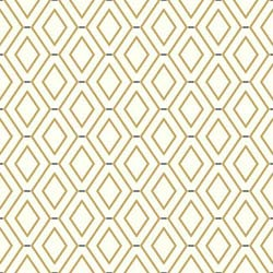 Item Waverly Classics I Diamond Duo Removable Brown Wallpaper