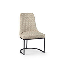 Equally Suited To Be Used In A Group Or Singly, The Sleekly Tailored Chair  Combines A Vintage Inspired Seat And Back With A Very Contemporary Bent  Metal ...