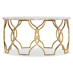 Item Melange Corrina Cocktail Table