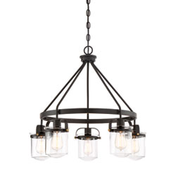 Antler chandeliers rustic chandeliers for lodge or cabin bellacor sophisticated and refined with a touch of industrialized style jaxon offers a robust metal frame finished in a beautiful hand painted vintage bronze aloadofball Image collections