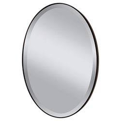 Item Johnson Oil Rubbed Bronze Mirror