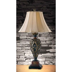 Kenroy Home Iron Lace Table Lamp 20180gr Bellacor