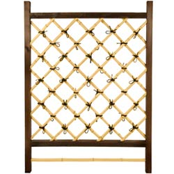decorative gate in bamboo fence stock image image of.htm oriental furniture japanese brown bamboo zen garden fence wd99080  japanese brown bamboo zen garden fence
