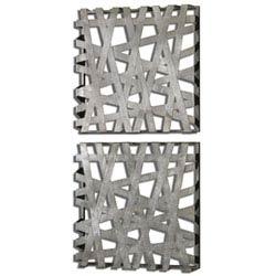 Uttermost Jaymes Oxidized Panel 04127 Bellacor