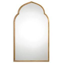 Item Kenitra Gold Arch Mirror