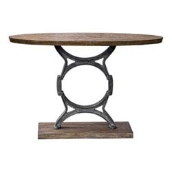 Item Wynn Industrial Console Table