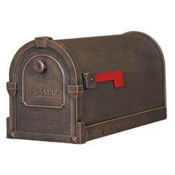 Item Savannah Copper Curbside Mailbox