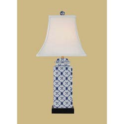 Collection Porcelain Ware Shade Dimensions 11 Inch W X 10 H Material Rayon Lamp And Care Instructions Wipe With Damp Cloth Dry