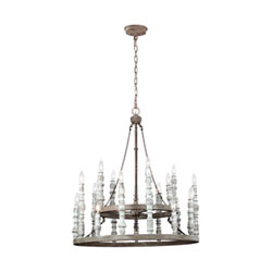 Currey Company Toulouse Chandelier 9935 Bellacor