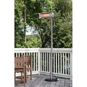 Stainless Steel Offset Infrared Patio Heater