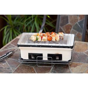 HotSpot Rectangle Yakatori Charcoal Grill
