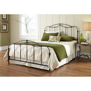 Affinity Blackened Taupe Full Bed