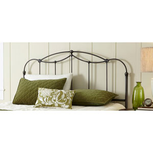 Affinity Blackened Taupe Queen Headboard