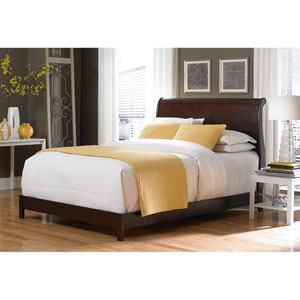 Bridgeport Espresso  King Bed