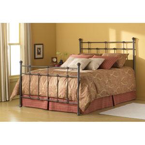 Dexter Hammered Brown King Bed Frame
