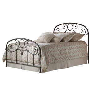 Grafton Rusty Gold King Bed Frame