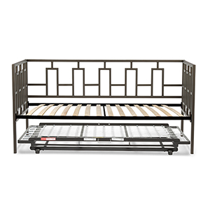 Miami Daybed with Euro Top Deck and Pop-Up Frame