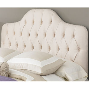 Martinique Ivory King Headboard Only